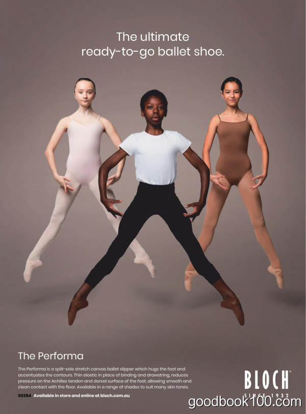 Dance_Australia_-_February_2020英文原版高清PDF电子杂志下载