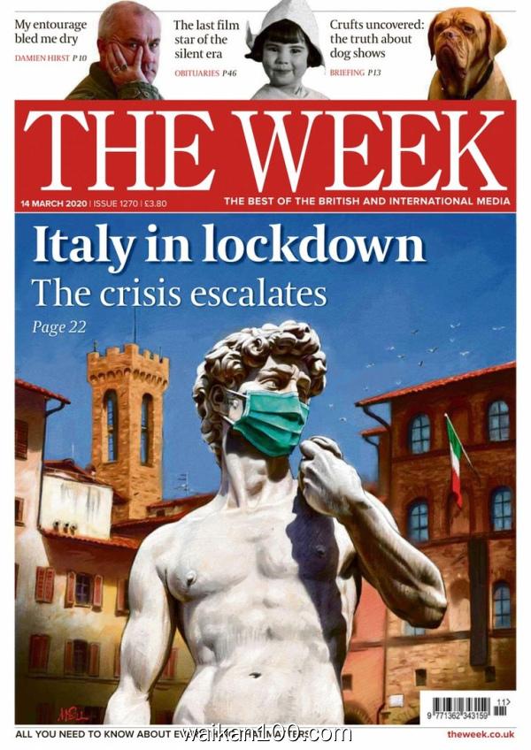 [英国版]The Week 14 3月刊 2020年高清PDF电子杂志外刊期刊下载英文原版