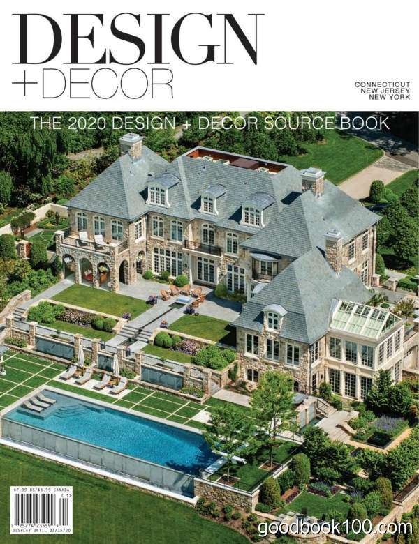 Design__Decor_CT-NJ-NY_-_No_1_2020英文原版高清PDF电子杂志下载