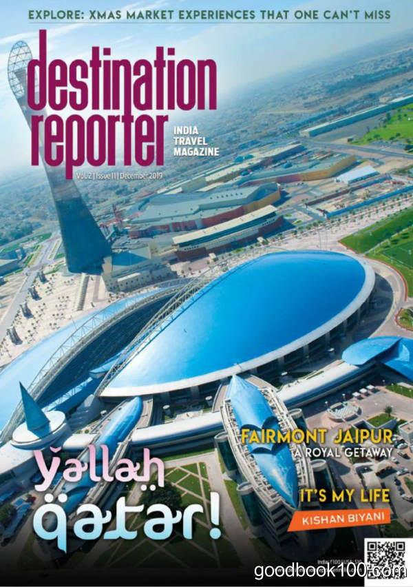 Destination_Reporter_India_Travel_-_December_2019英文原版高清PDF电子杂志下载
