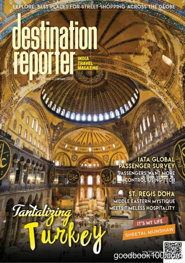Destination_Reporter_India_Travel_-_January_2020英文原版高清PDF电子杂志下载