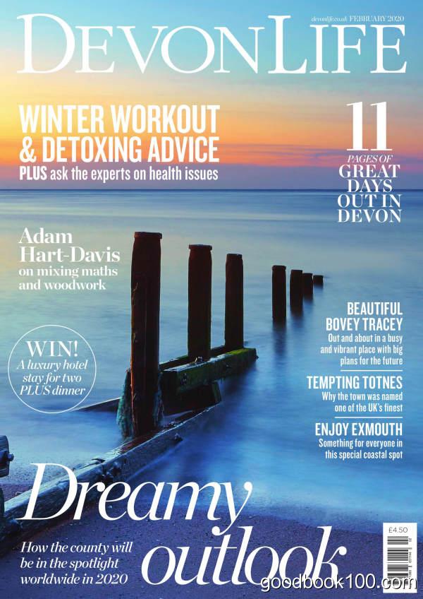 Devon_Life_-_February_2020英文原版高清PDF电子杂志下载