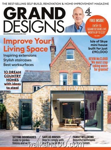 Grand Design 4月刊 2020年 [144MB]