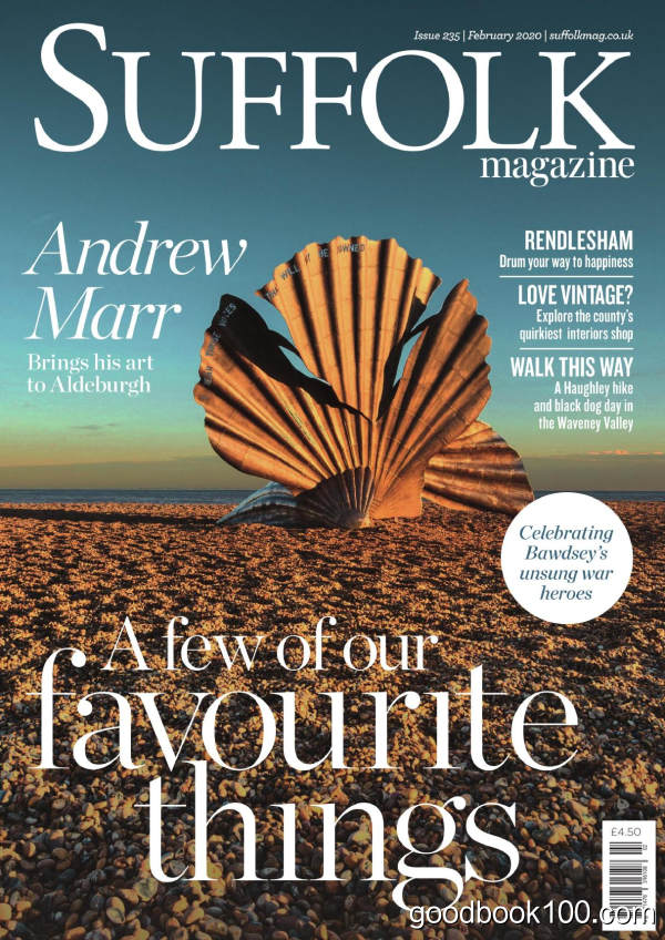 EADT_Suffolk__February_2020英文原版高清PDF电子杂志下载