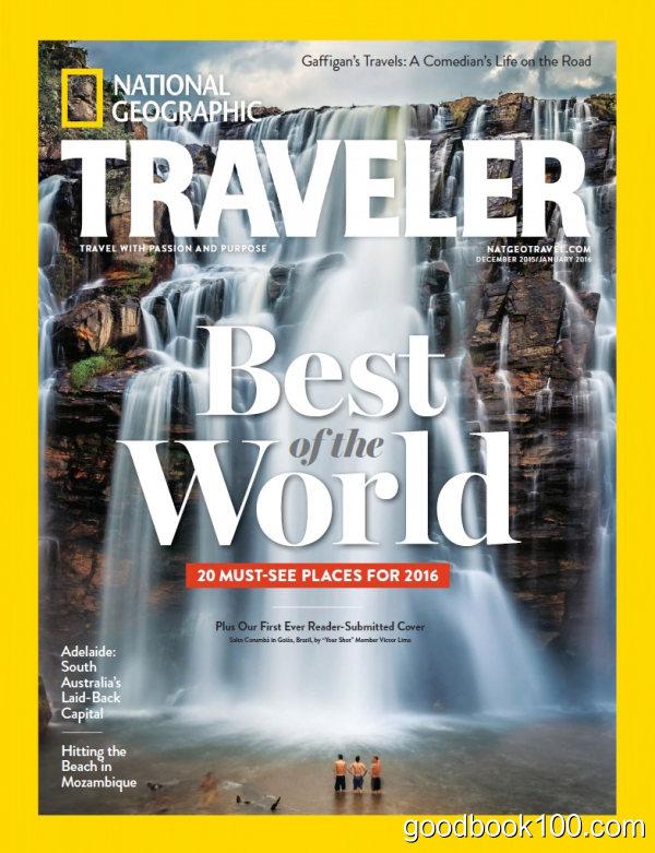National Geographic Traveler USA – December 2015/January 2016