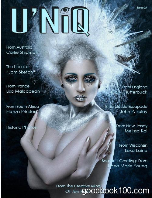 U'NiQ Magazine – issue #24, 2014 – P2P