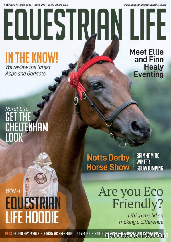 Equestrian_Life_-_Issue_293_-_February-March_2020英文原版高清PDF电子杂志下载