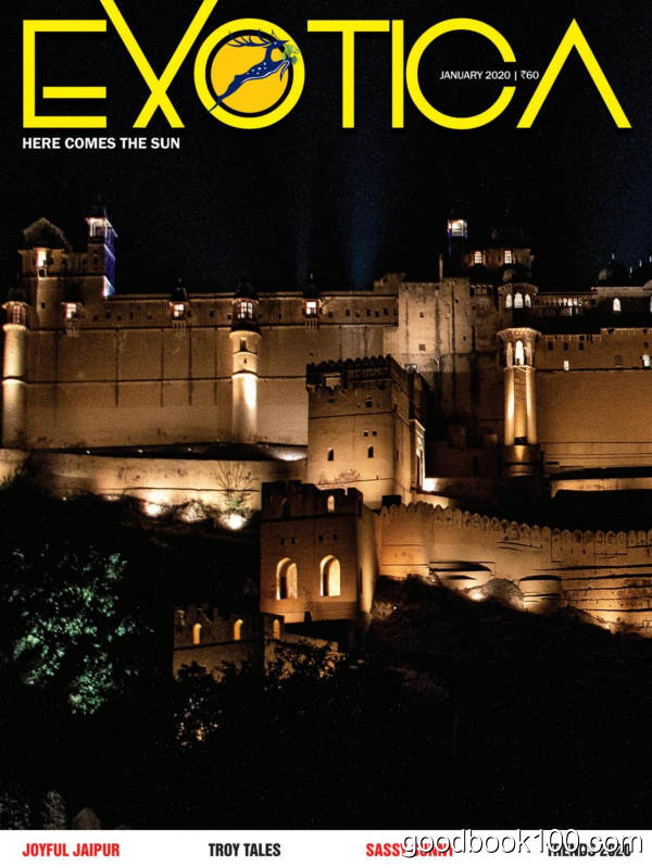 Exotica_Magazine_-_January_2020英文原版高清PDF电子杂志下载