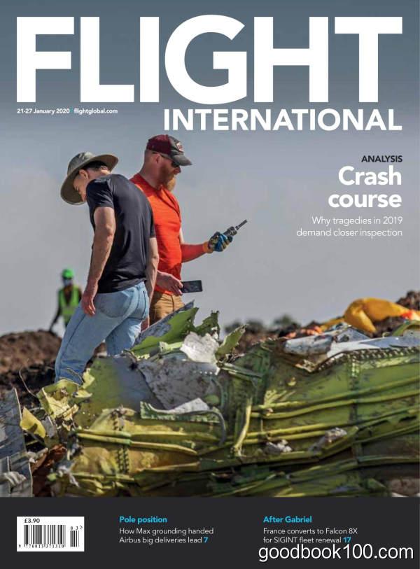 Flight_International_-_21_January_2020英文原版高清PDF电子杂志下载