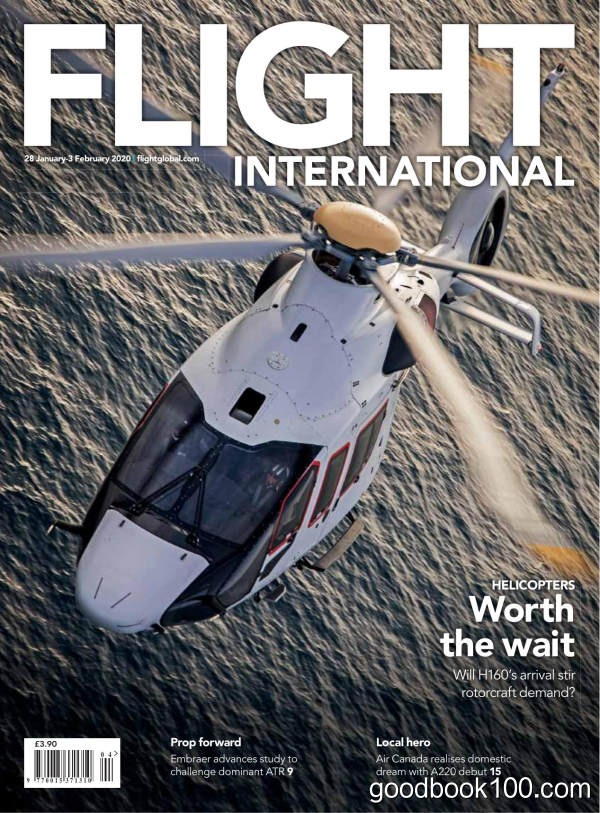 Flight_International_-_28_January_2020英文原版高清PDF电子杂志下载