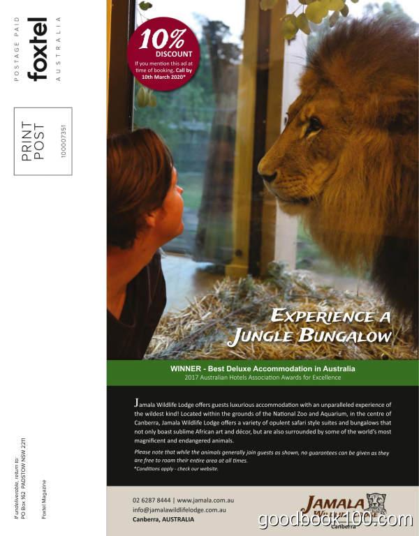 Foxtel_Magazine_-_February_2020英文原版高清PDF电子杂志下载
