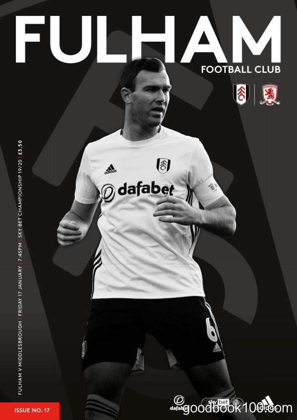 Fulham_FC_-_17_January_2020英文原版高清PDF电子杂志下载