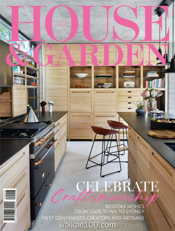 Cond 233 Nast House&Garden 3月刊 2020年 [148MB]