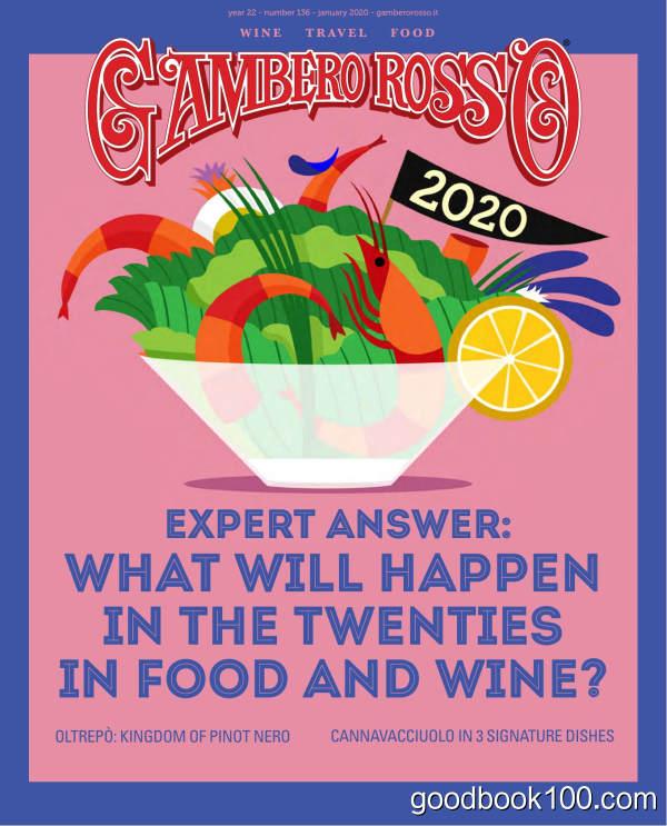 Gambero_Rosso_-_January_2020英文原版高清PDF电子杂志下载