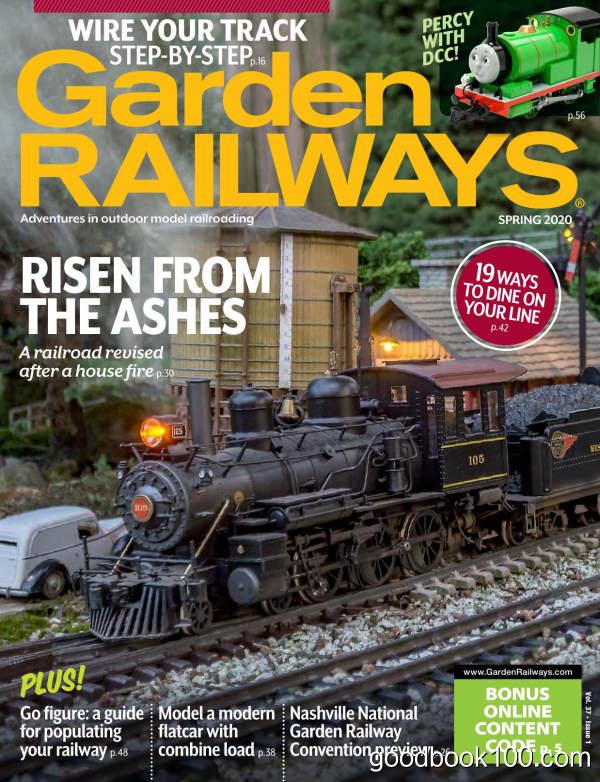 Garden_Railways_-_Spring_2020英文原版高清PDF电子杂志下载