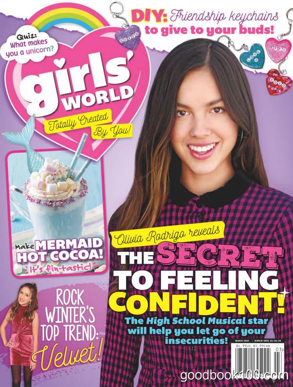 Girl_39_s_World_-_March_2020英文原版高清PDF电子杂志下载