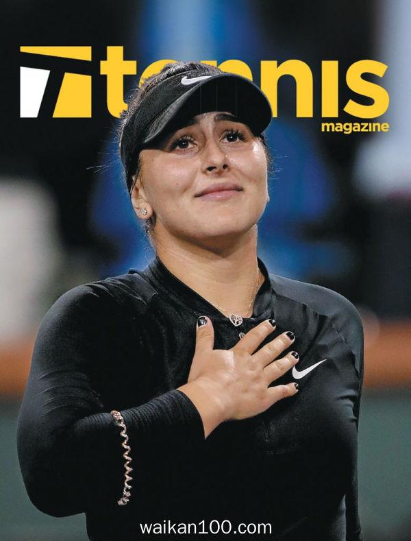 [美国版]Tennis Magazine 3月4月合刊 2020年 [39MB]