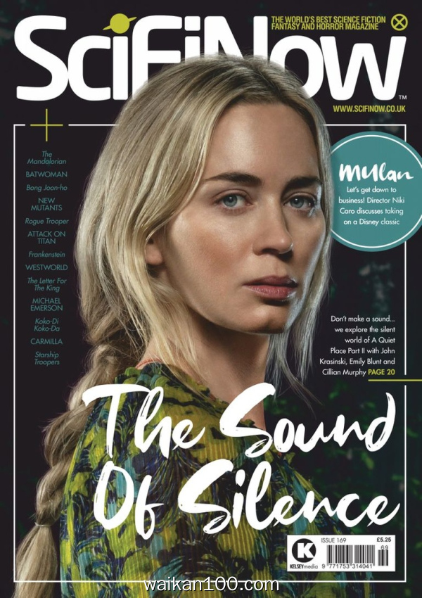 SciFiNow 5月刊 2020年 [137MB]