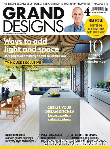 Grand_Designs_-_March_2020英文原版高清PDF电子杂志下载