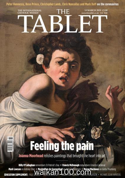 The Tablet 14 3月刊 2020年高清PDF电子杂志外刊期刊下载英文原版