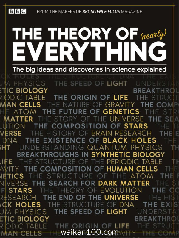 The Theory of nearly Everything 2月刊 2020年 [74MB]