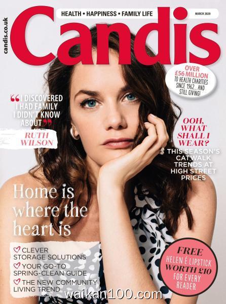 Candis 3月刊 2020年 [118MB]