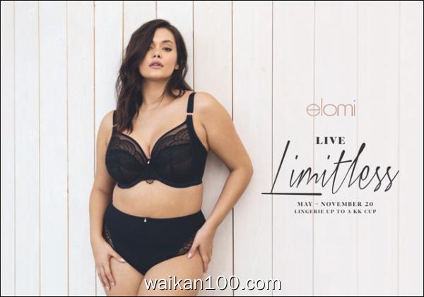 Elomi Lingerie Spring Summer Collection Catalog 2020年高清PDF电子杂志外刊期刊下载英文原版