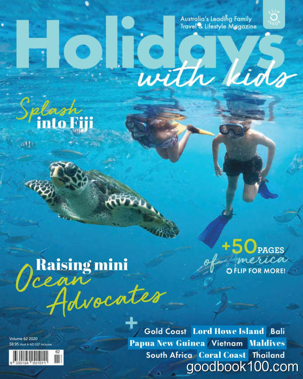 Holidays_with_Kids_-_Volume_62_-_January_2020英文原版高清PDF电子杂志下载