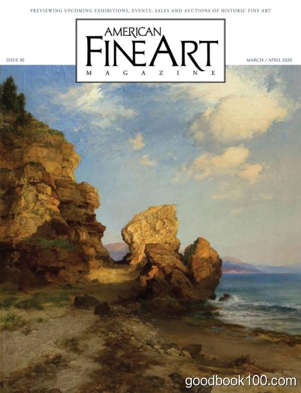 American_Fine_Art_-_March-April_2020英文原版高清PDF电子杂志下载