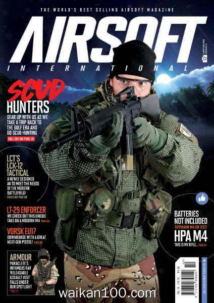 Airsoft International Volume 15 总期数No.12 3月刊 2020年 [21MB]