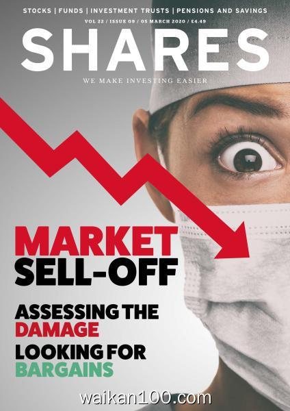 Shares Magazine 总期数No.9 5 3月刊 2020年 [39MB]