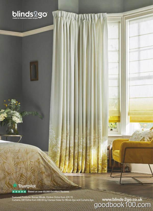 Ideal_Home_UK_-_March_2020英文原版高清PDF电子杂志下载