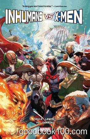 Inhumans Vs. X-Men (TPB) (2017)