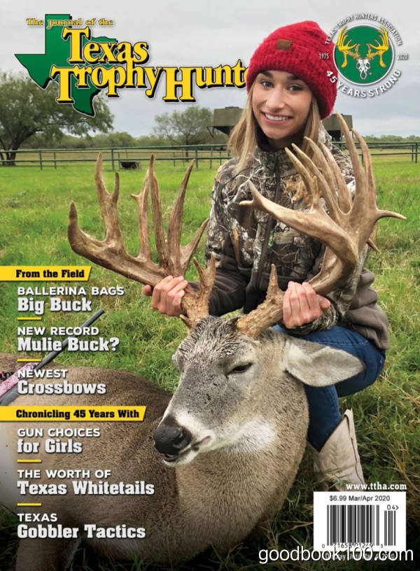 The_Journal_of_the_Texas_Trophy_Hunters_-_March-April_2020英文原版高清PDF电子杂志下载