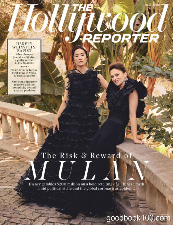 The_Hollywood_Reporter_-_February_26_2020英文原版高清PDF电子杂志下载