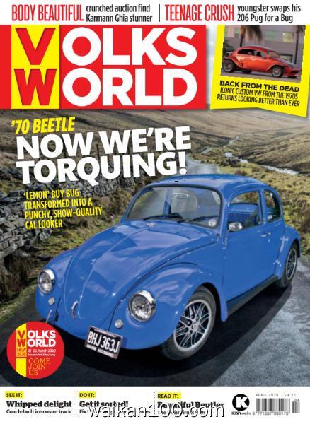 Volks World 4月刊 2020年 [33MB]