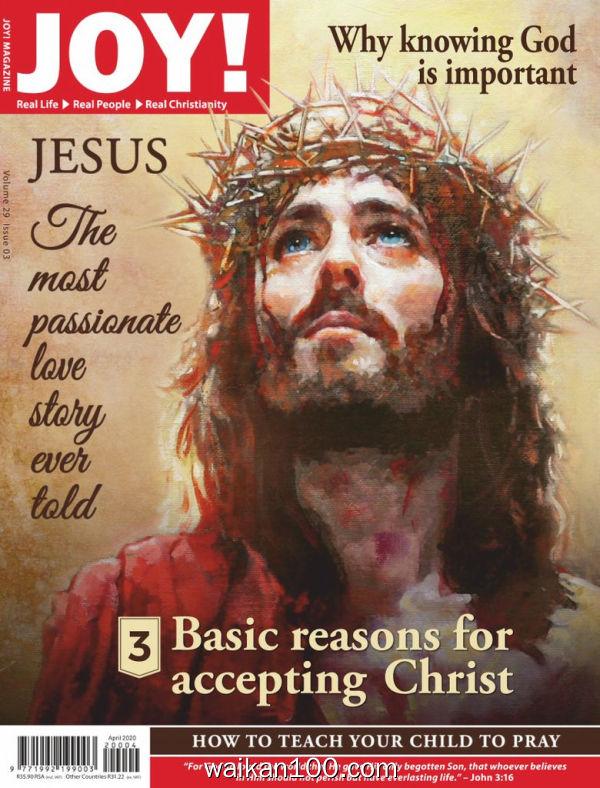 Joy!Magazine 4月刊 2020年 [41MB]
