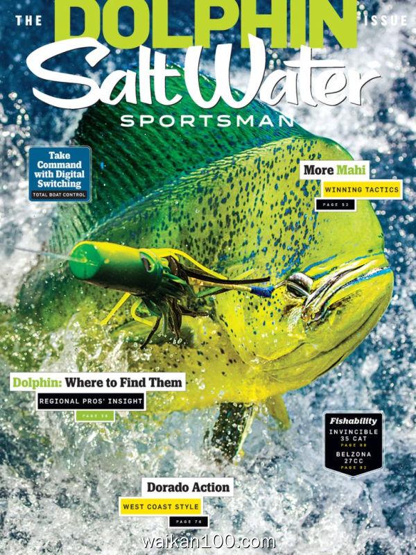 Salt Water Sportsman 4月刊 2020年 [120MB]