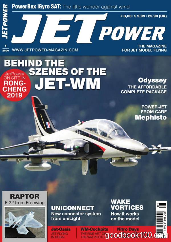 Jetpower_-_January_2020英文原版高清PDF电子杂志下载