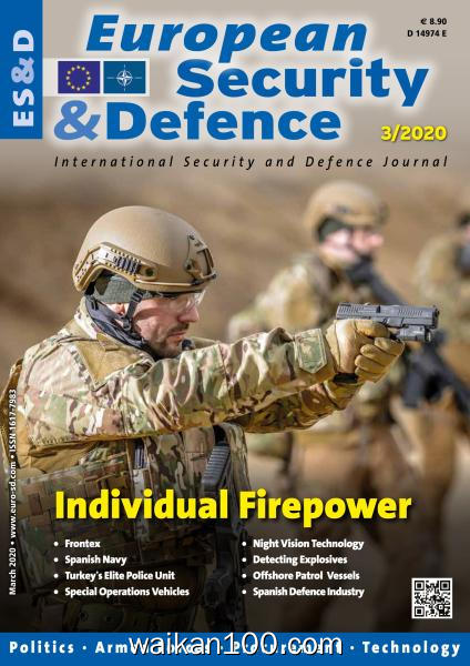 European Security and Defence 3月刊 2020年 [81MB]