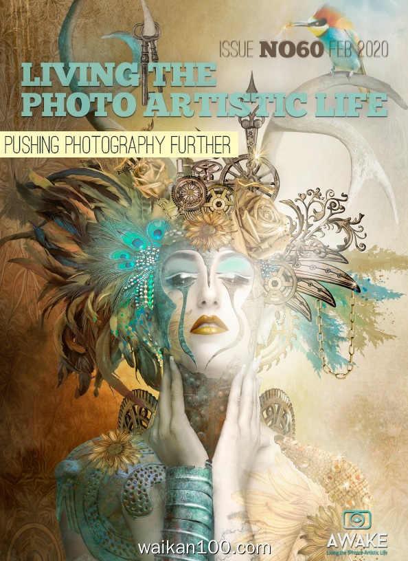 Living The Photo Artistic Life 2月刊 2020年 [177MB]