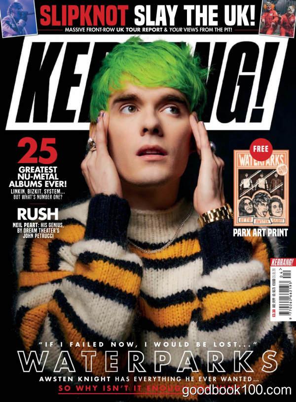 Kerrang_33_-_Issue_1808_-_January_25_2020英文原版高清PDF电子杂志下载