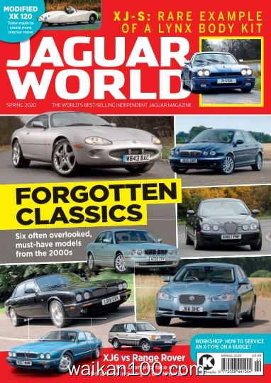 Jaguar World Spring 2020年高清PDF电子杂志外刊期刊下载英文原版