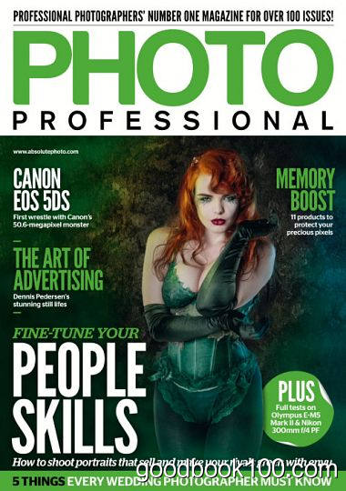 Photo Professional – Issue 105, 2015