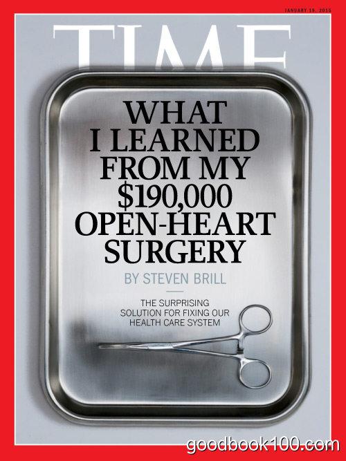 Time USA – 19 January 2015