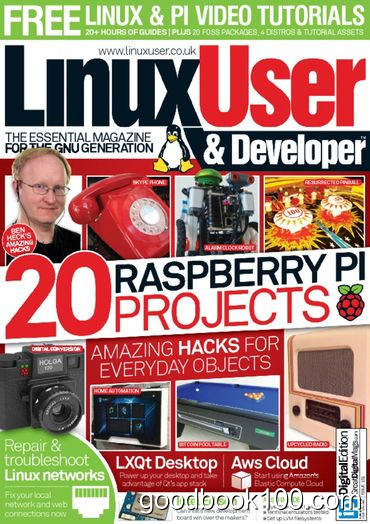 Linux User & Developer – Issue No. 151