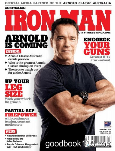 Australian Iron Man Magazine – February 2015