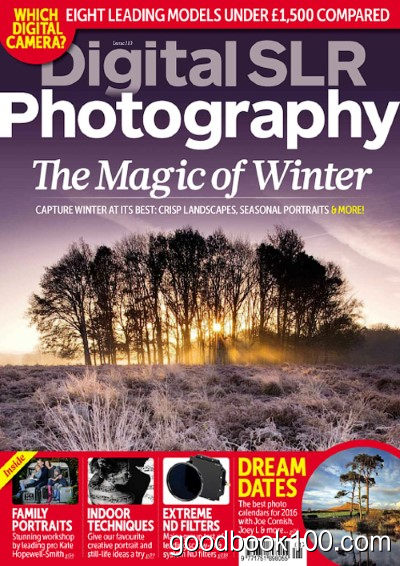 Digital SLR Photography – January 2016