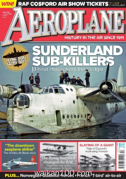 Aeroplane 总期数No.564 4月刊 2020年 [25MB]