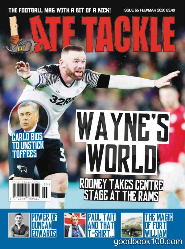 Late_Tackle_Football__28_January_2020英文原版高清PDF电子杂志下载